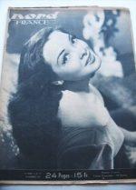Rare Vintage Magazine 1948 Kathryn Grayson