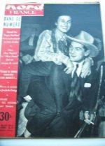 Rare Vintage Magazine 1952 Jean Marais