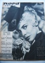 Rare Vintage Magazine 1953 Janet Leigh