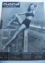 Rare Vintage Magazine 1953 Vera Ellen