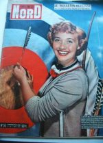Rare Vintage Magazine 1955 Jane Powell