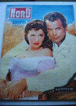 Rare Vintage Magazine 1955 Glenn Ford May Wynn