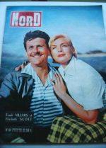 Rare Vintage Magazine 55 Lizabeth Scott Franck Villard