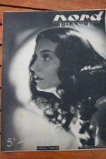 1946 Ludmilla Tcherina On Cover