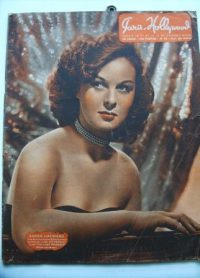 47 Original Paris Hollywood Pin-Up Girls Susan Hayward