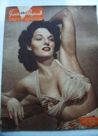 1947 Original Paris Hollywood Pin-Up Girls Jane Russell