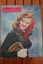 46 Original Paris Hollywood Pin-Up Girls Rita Hayworth
