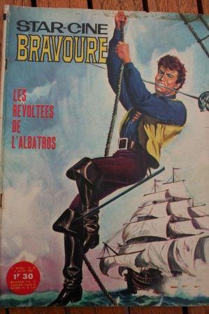 1964 Magazine White Slave Ship Pier Angeli Edmund Purdom Ivan Desny
