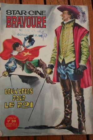 1964 Magazine Cyrano et d'Artagnan Daliah Lavi Jose Ferrer Sylva Koscina