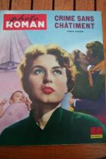 1958 Carmen Brandi Achille Togliani Laura Nucci +200pic