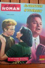 1958 Luciano Taioli Marcella Mariani Harry Belafonte