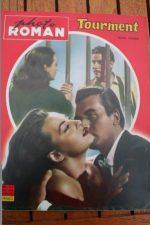 1959 Amedeo Nazzari Yvonne Sanson Magazine +200 pics