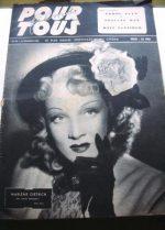 1946 Marlene Dietrich Paulette Goddard Dave Fleisher