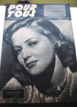 1946 Martha Vickers Fantasia Walt Disney