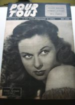 1947 Susan Hayward Kathleen O'Malley Lassie Mila Parely