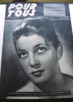 Fred Astaire Paulette Goddard Maria Montez Ella Raines
