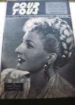 1947 Annie Ducaux Joan Caulfield Charles Boyer Casanova