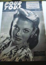 1947 Vivian Blaine Christine Miller Georgette Windsor