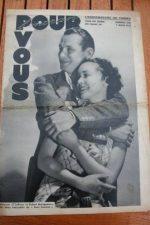 Robert Montgomery Maureen O'Sullivan Weissmuller Tarzan