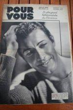 37 Robert Taylor Virginia Bruce Jean Gabin Tyrone Power