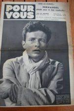 Jean Louis Barrault Kay Francis Pat O'Brien Mollinger