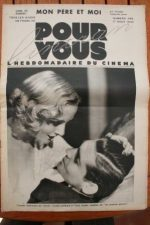 1933 Carole Lombard Clark Gable Laurel And Hardy Rare !