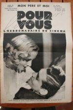 1933 Carole Lombard Clark Gable Laurel And Hardy Rare !