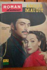 1962 Dolores Del Rio Pedro Armendariz Maria +200 pics