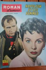 61 Jean Simmons Marlon Brando Merle Oberon Desiree 300p