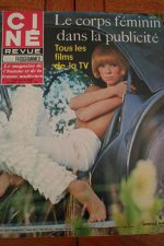 Magazine 68 Mireille Darc Pier Angeli Ursula Andress James Coburn Marlène Jobert
