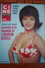 Magazine 1968 Nancy Sinatra Ron Moody Shani Wallis Lollobrigida Marlene Jobert
