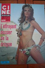 Magazine 68 Anouk Aimée Mireille Balin Patty Duke Claudia Cardinale Rock Hudson