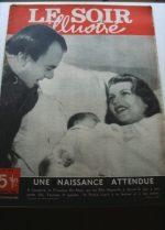 1950 Mag Rita Hayworth Ali Khan On Cover