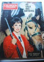 1963 Mag Gina Lollobrigida On Cover