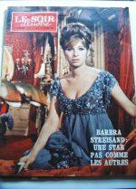 1969 Mag Barbra Streisand On Cover