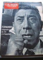 1971 Mag Fernandel On Cover