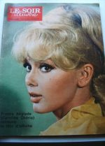 1972 Mag France Anglade On Cover