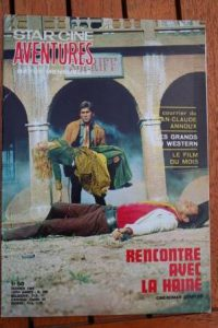 1969 Richard Wyler Eleonora Bianchi Robert Mitchum