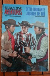 1970 Robert Woods John Ireland Ida Galli Melvyn Douglas