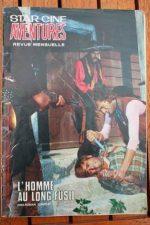 1971 Lex Barker Pierre Brice Rik Battaglia Winnetou 3