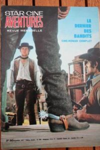 1971 George Montgomery James Best Last of the Badmen
