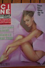 Magazine 1969 Genevieve Grad Pierre Etaix Suzy Kendall Capucine Anna Karina