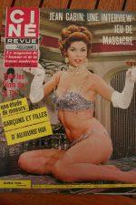 Magazine 69 Gloria Paul Jean Gabin Sondra Locke Elsa Martinelli Barbra Streisand