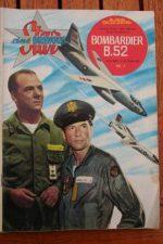 Natalie Wood Karl Malden Efrem Zimbalist Jr Bombers B52
