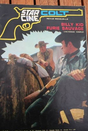 1972 Magazine The Left Handed Gun Paul Newman Lita Milan John Dehner