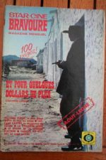 73 Old Magazine Clint Eastwood For a Few Dollars More