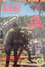 1973 Magazine The Good, The Bad and the Ugly Clint Eastwood Eli Wallach