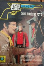 1973 Magazine Il suo nome era Pot Pietro Martellanza Gordon Mitchell
