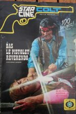 1973 Magazine Mark Damon Rosario Borelli Eli Wallach Terence Hill Bud Spencer