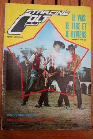 1969 George Hilton Edd Byrnes Gilbert Roland Concorde